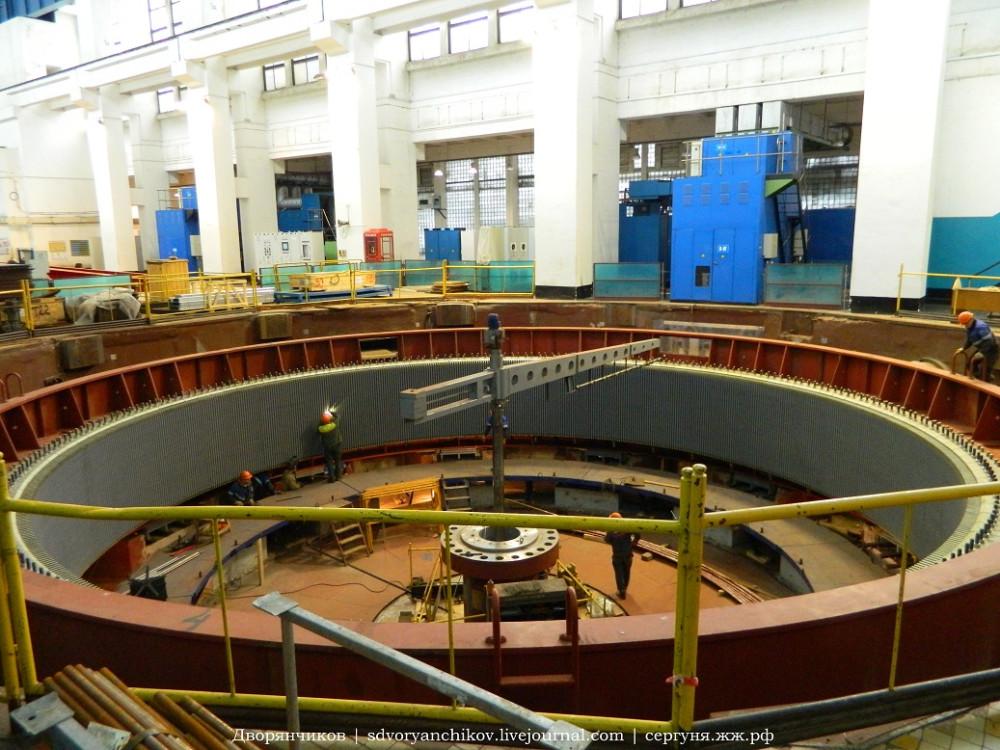 РусГидро - Волжская ГЭС 27февраля2015 (10)