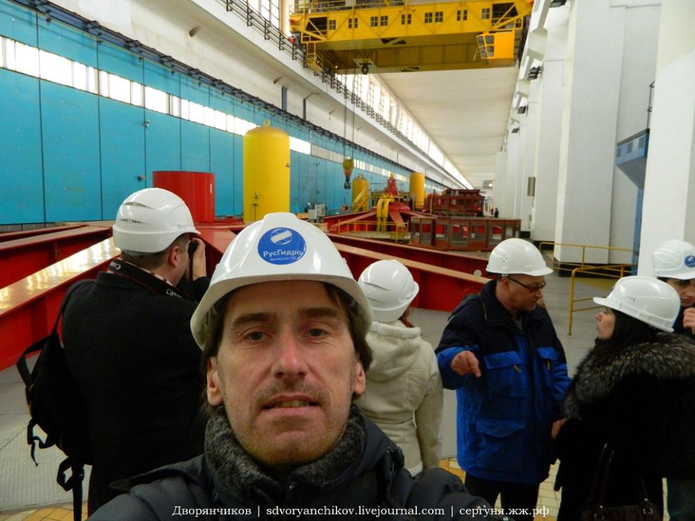 РусГидро - Волжская ГЭС 27февраля2015 (9)