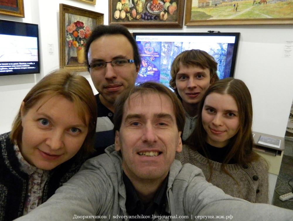 Волгоградский музей ИЗО - Интерактивная мастерская И И Машкова (16).JPG