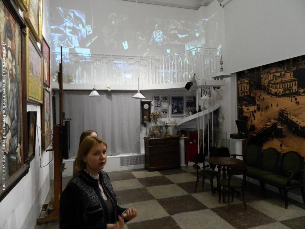 Волгоградский музей ИЗО - Интерактивная мастерская И И Машкова (1).JPG