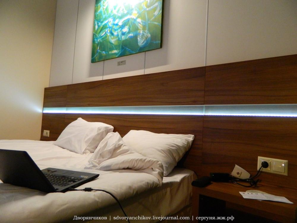 В гостинице (2)