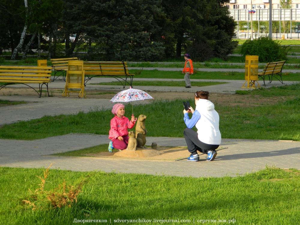 Волжский - суслики вернулись (6).JPG