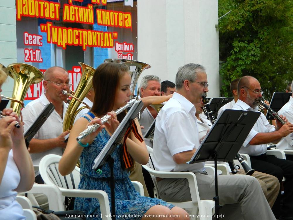 Волжский - оркестр в парке Дк Вгс - 20 июня (8).JPG