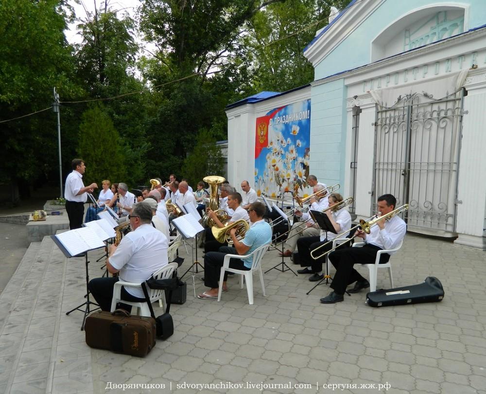Волжский - оркестр в парке Дк Вгс - 20 июня (4).JPG