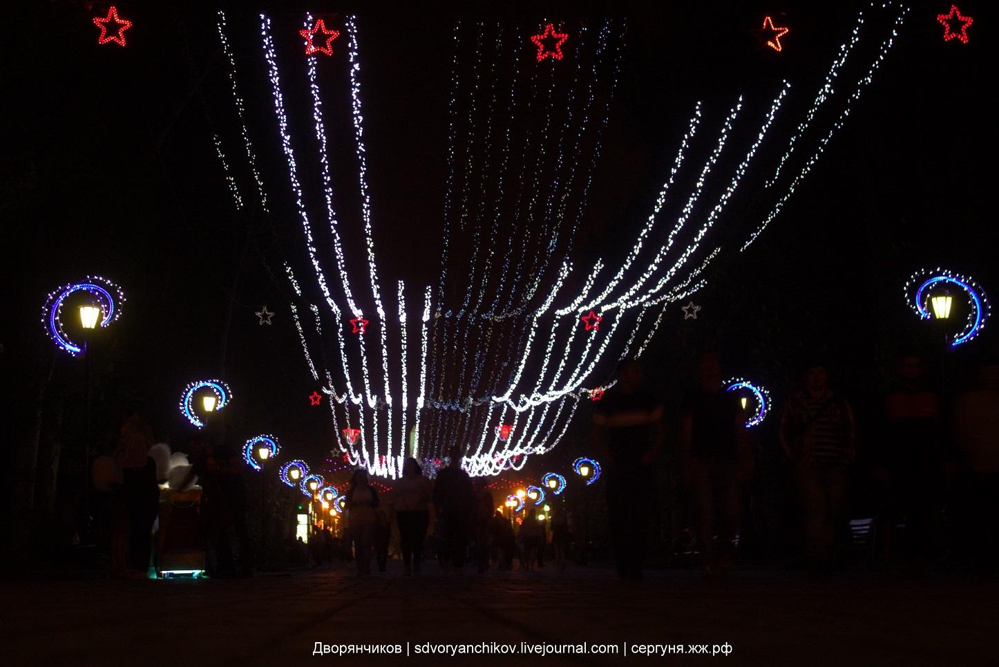Волгоград - 07-05-2018 Вечерняя Аллея героев
