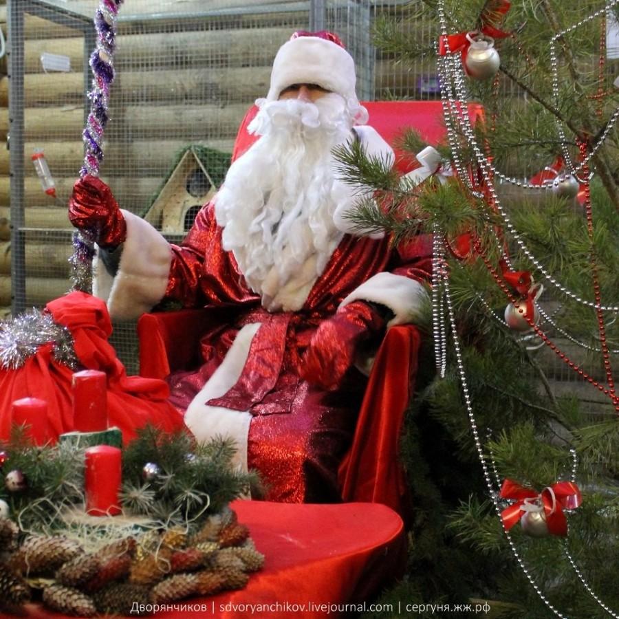 С Новым годом! Да это я) Дед мороз овладел моим существом:)