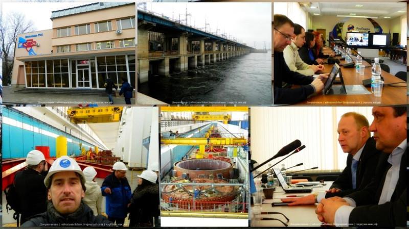 04. Экскурсия на Волжскую ГЭС — 2015.