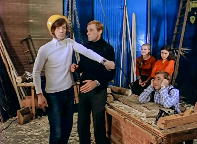 "04. Александр Абдулов и Эммануил Виторган ""Чародеи"" (1982 г.)"