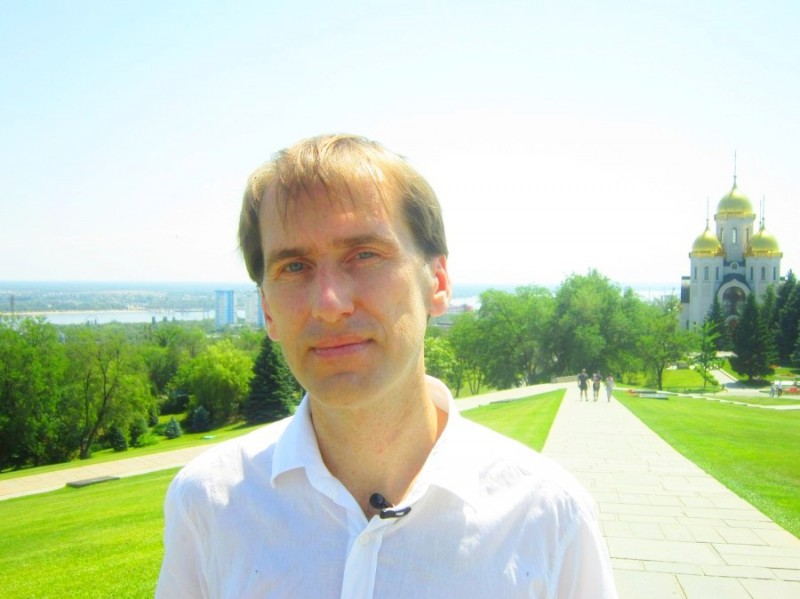 Волгоград, 2013. 12 июня.
