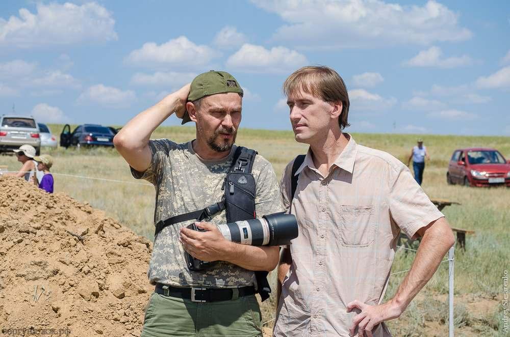 Заговорщики - Виноградов и Дворянчиков - фото Андрей Слесаренко