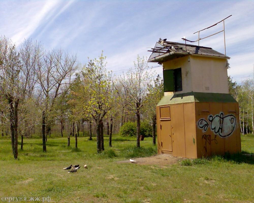 Волжский, исчезнувшая голубятня
