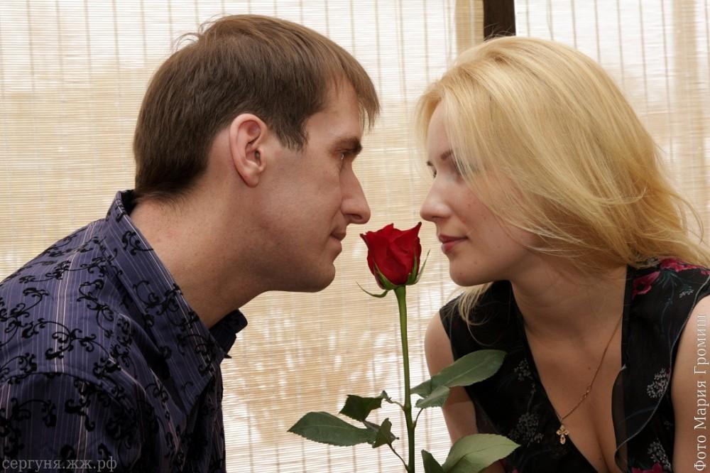 Серёжа и Женя, фото февраль 2009, фотограф Мария Громиш