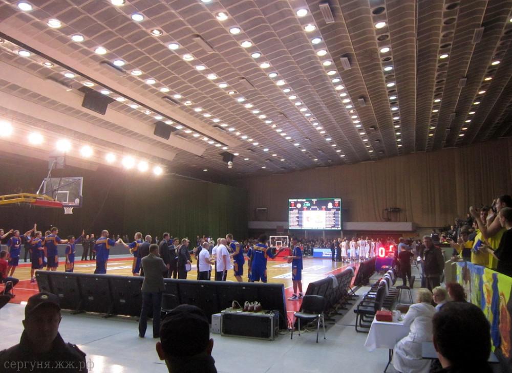 Волгоград баскетбол Красный-Химки (04)
