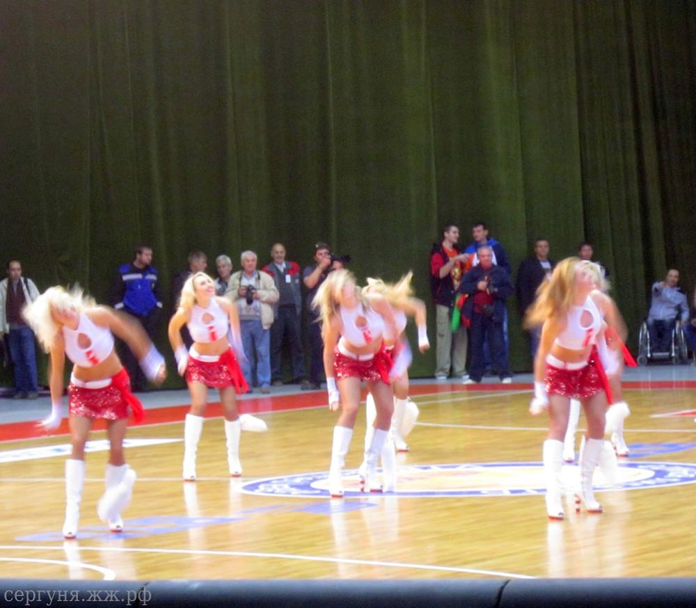 Волгоград баскетбол Красный-Химки (09)