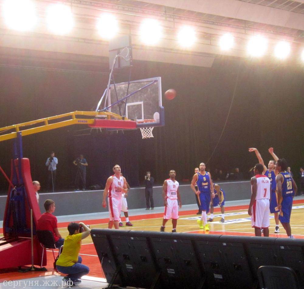 Волгоград баскетбол Красный-Химки (11)