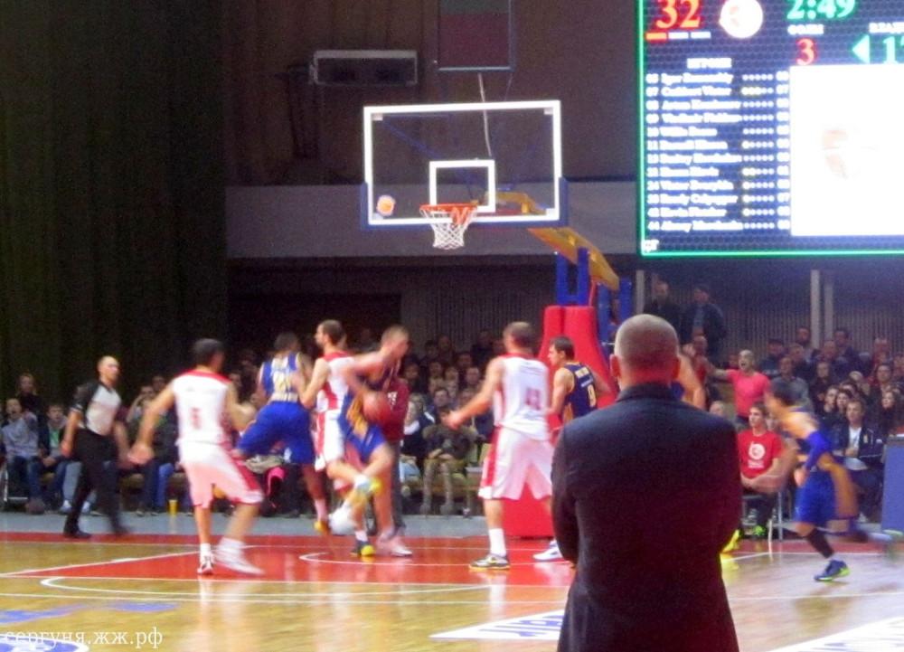 Волгоград баскетбол Красный-Химки (12)