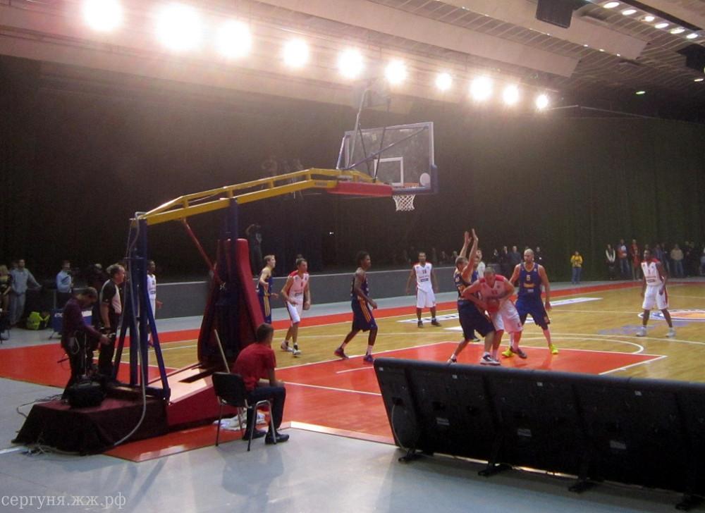 Волгоград баскетбол Красный-Химки (13)
