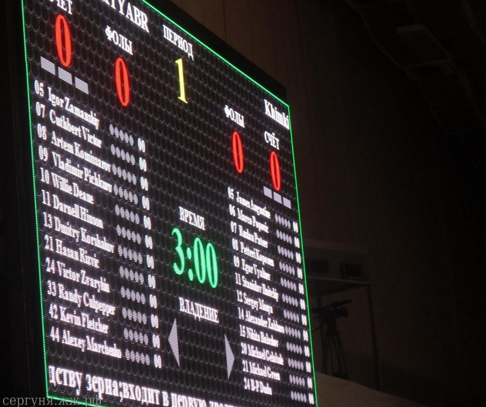 Волгоград баскетбол Красный-Химки (03)