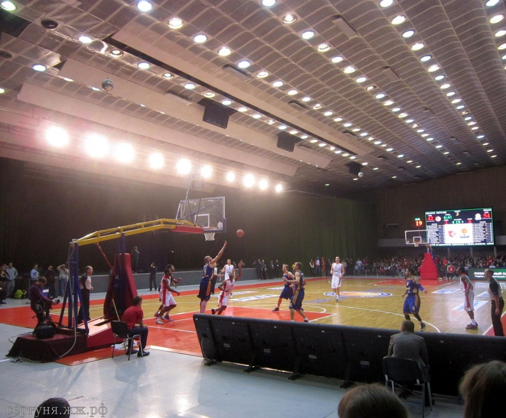 Волгоград баскетбол Красный-Химки (15)