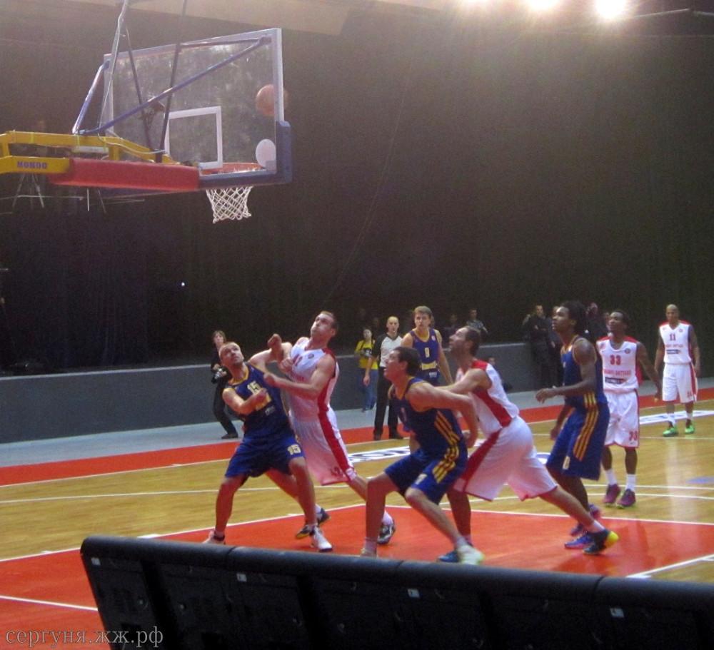 Волгоград баскетбол Красный-Химки (18)