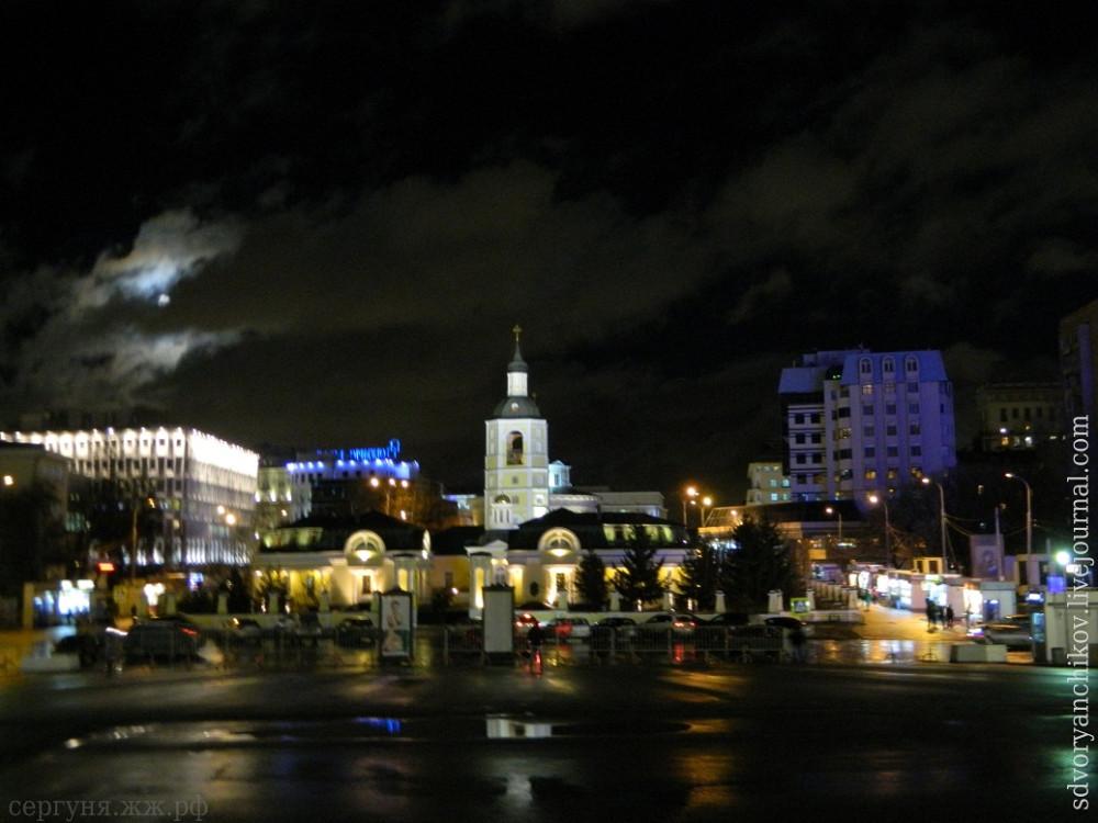 Вечерняя Москва (10)
