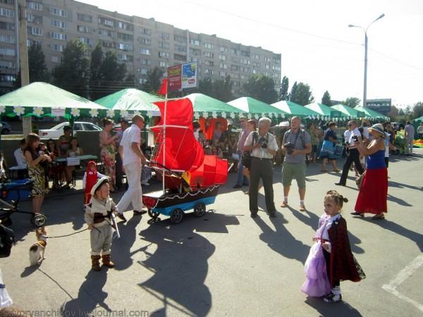 День влюблённых по-русски, Волгоград, ТОС Добрый дом