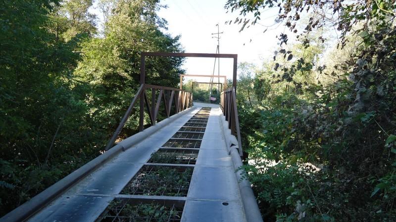 Мост через р.Мезыбь