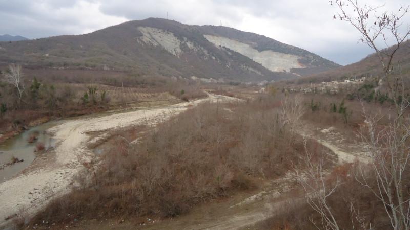 Долина реки Мезыбь