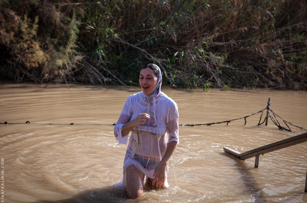 3 августа: экскурсия на реку Иордан и Иудейскую пустыню
