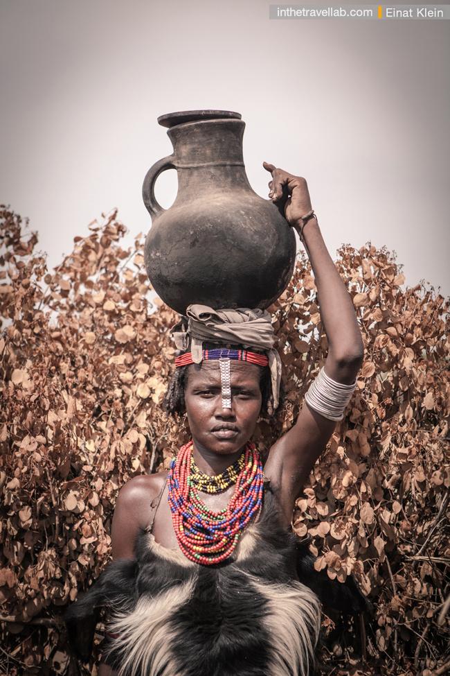 Dassanech (Geleb) Tribe, Ethiopia