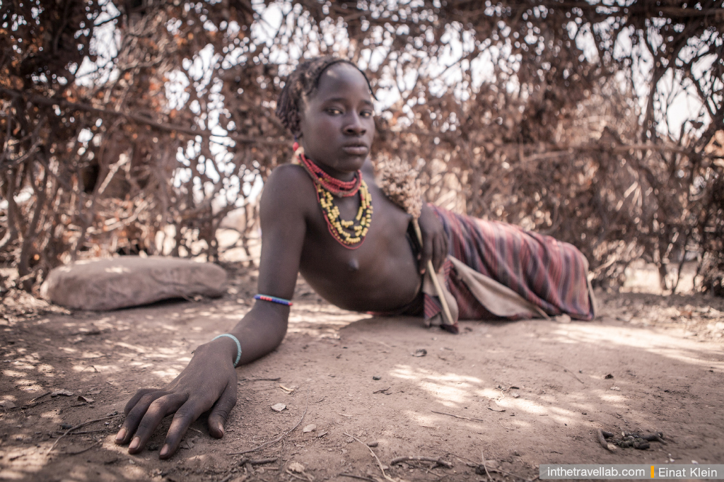 Сексуальное воспитание в племенах африки