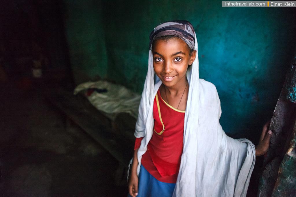 Lalibela, North Ethiopia