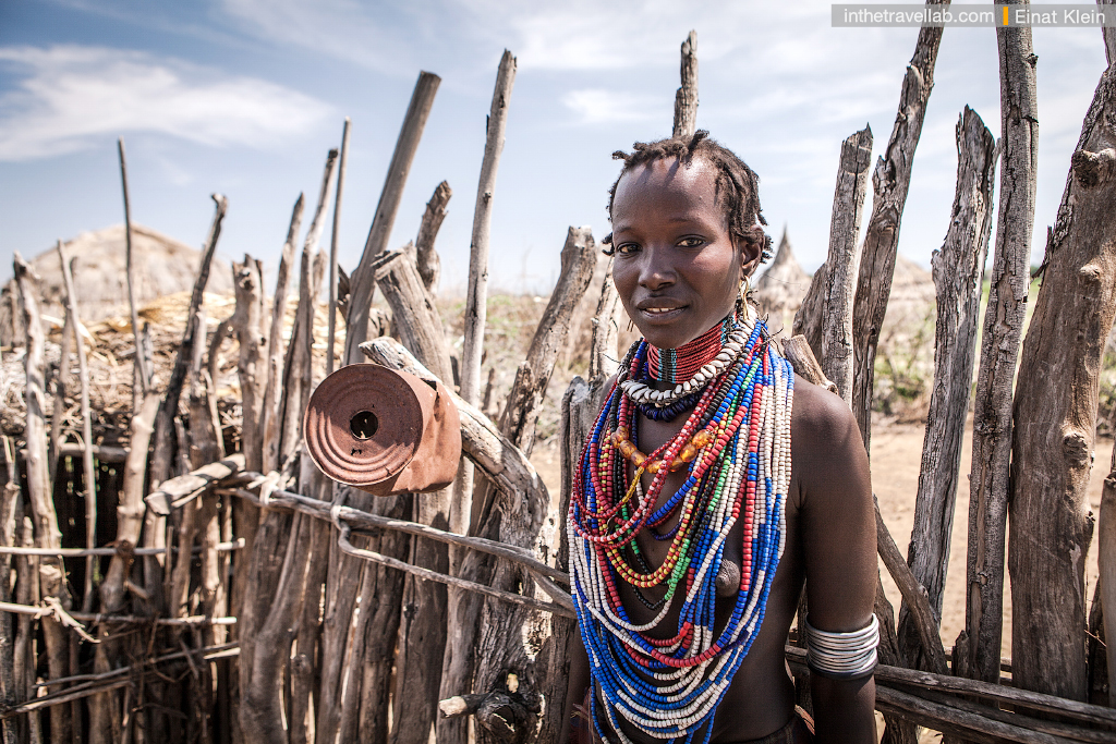 Arbore tribe, South Ethiopia