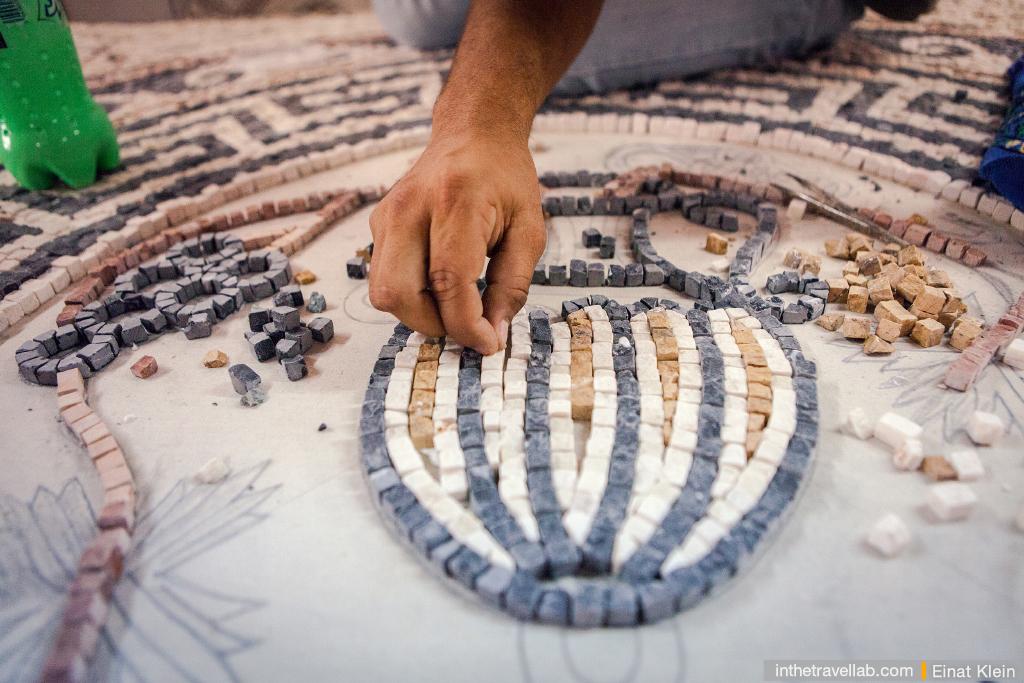 мозаики Святой Земли