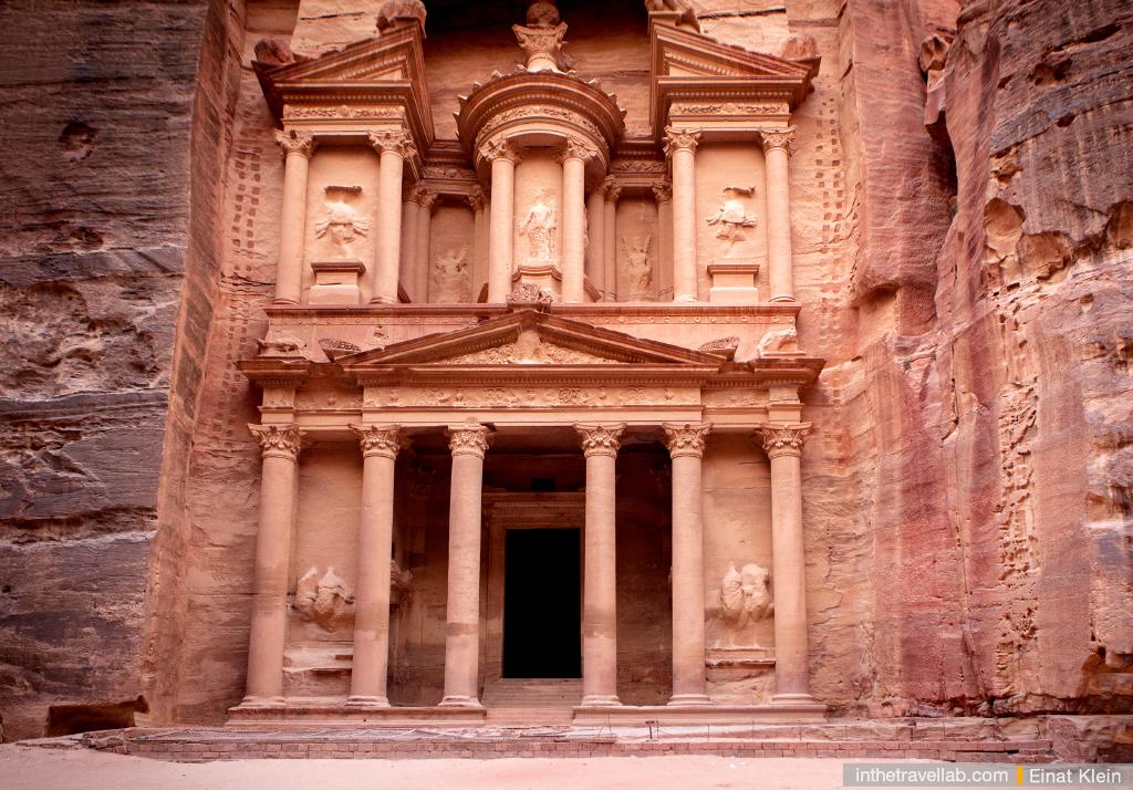 Al-Khazne, Petra