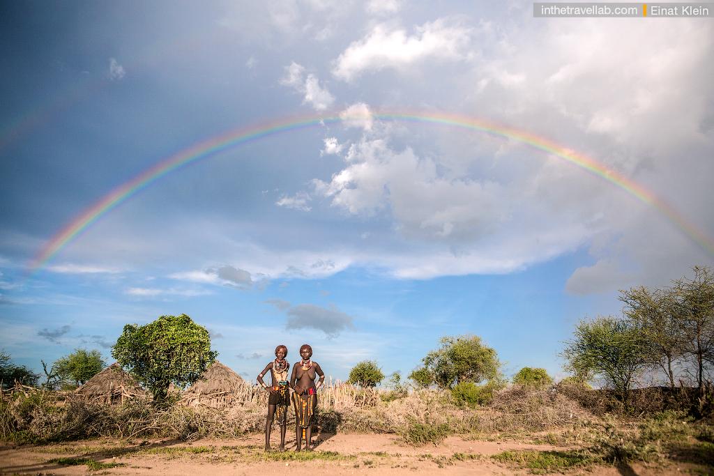 Hamar tribe, Ethiopia