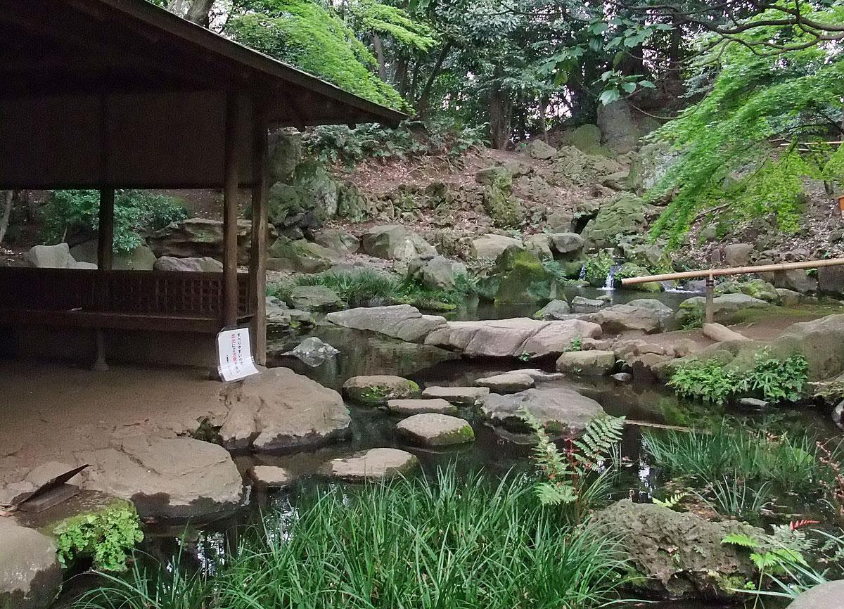 Mizuwake-seki