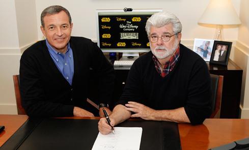 Disney&LucasFilm