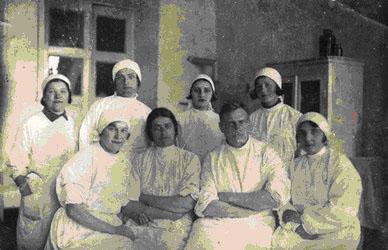 Сотрудники  Херсонской горбольницы