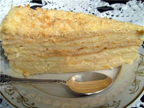 Как приготовить торт в домашних условиях фото