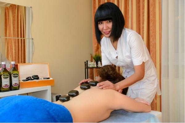 студия массажа