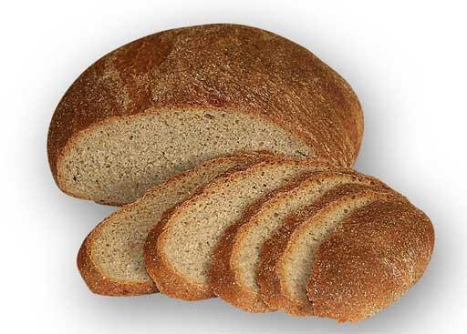 половинка хлеба