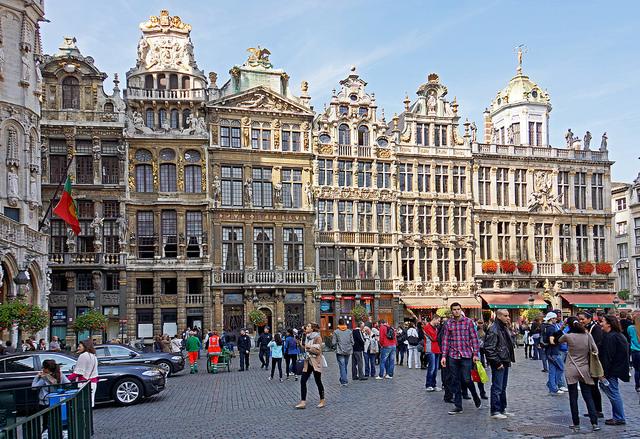 прокат автомобиля в Брюсселе