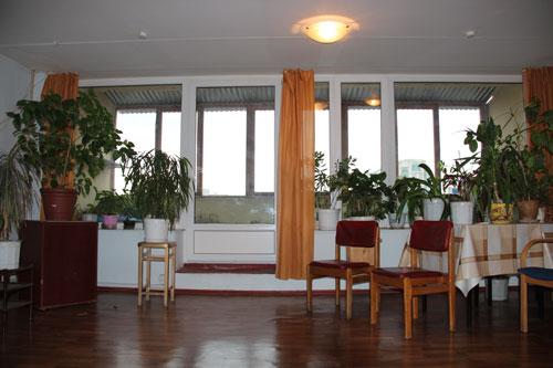 общежитие в Москве
