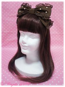 ap brown headband