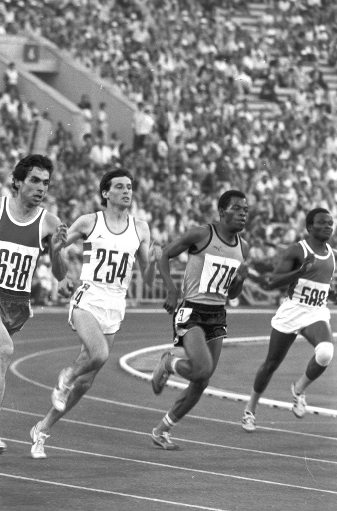 RIAN_archive_556242_Silver_medalist_of_the_1980_Olympics_in_800m_running_Sebastian_Coe_from_Great_Britain