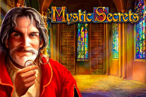 logo-mystic-secrets-novomatic-slot-game