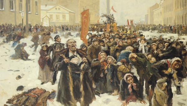 День в истории России: 9 января 1905 года, оно же