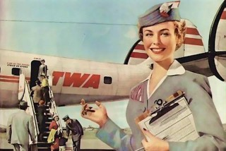 Реклама TWA