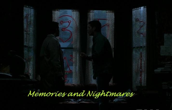 Chapter 4: Memories and Nightmares  (Part I) : seeking_pardon